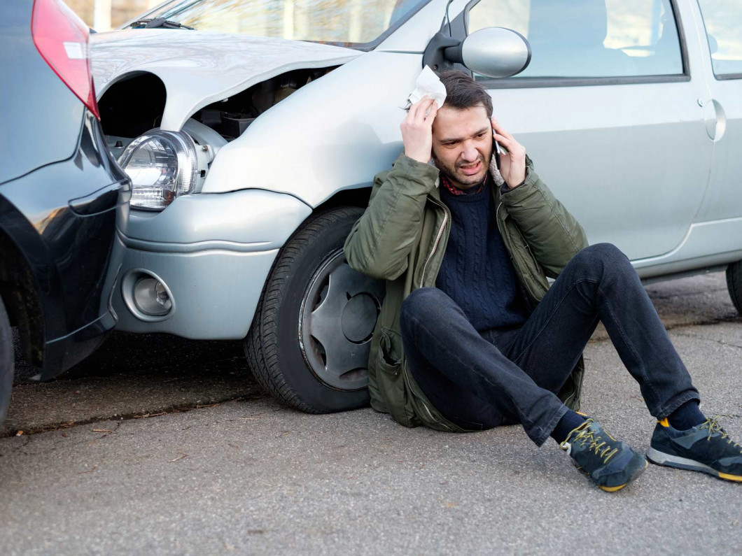 What type of auto accident were you involved in?